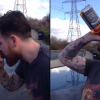 Muž vypil fľašu Jacka Danielsa na ex, VIDEO v článku