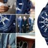 Pánske športové hodinky potešia i náročného muža