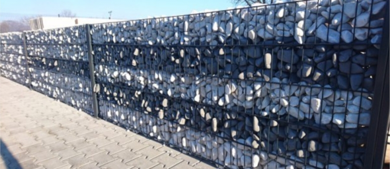 Prírodný kameň ako základ oplotenia: Gabióny sú riešením!