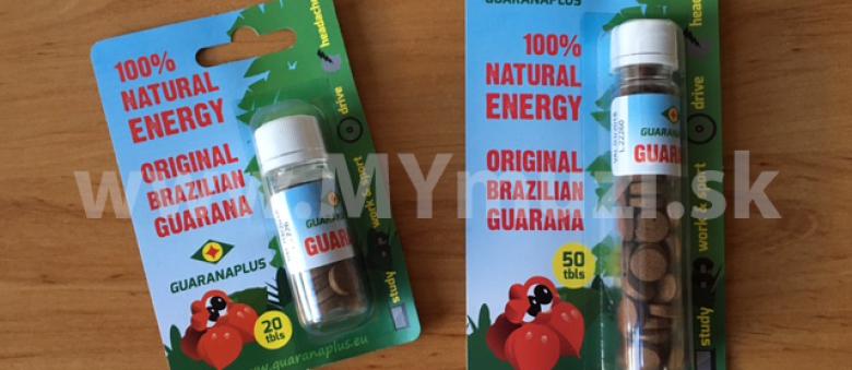 Guarana na energiu, pamäť a sústredenie! Naša recenzia a skúsenosti