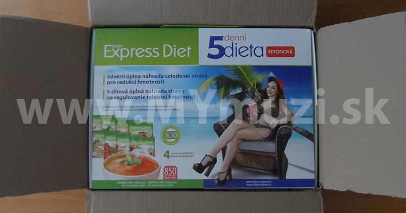 5 dňová diéta Express Diet funguje! Naša recenzia a skúsenosti