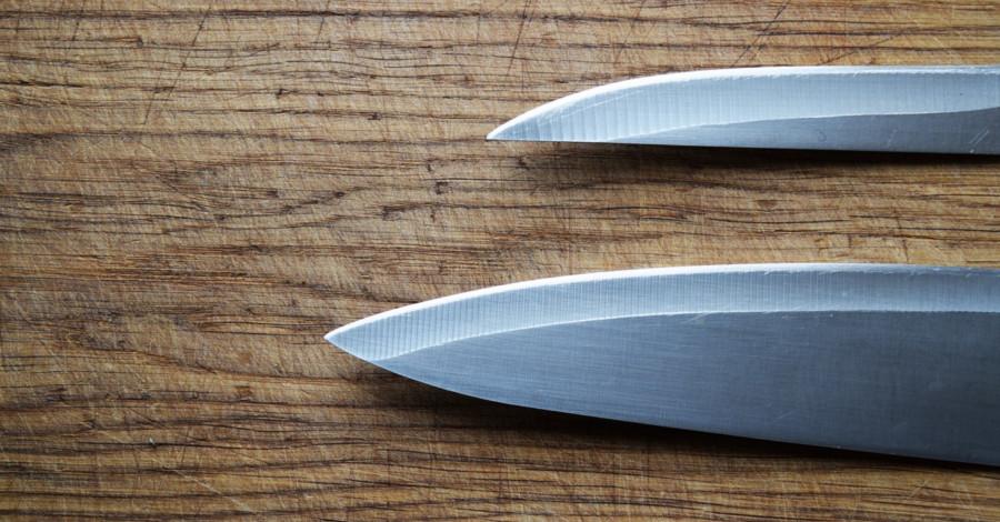 Ako správne brúsiť nože