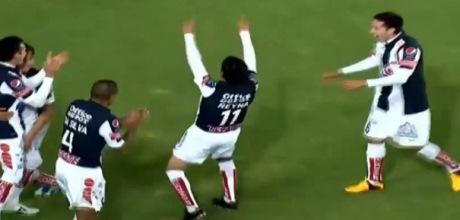V Mexiku skončil v bráne parádny gól