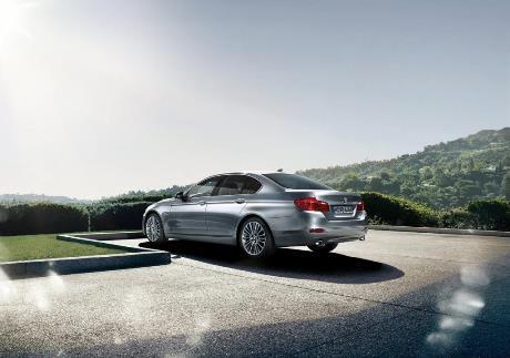 BMW 5 - séria 2014