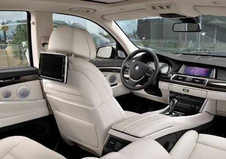 BMW 5 GT - séria 2014