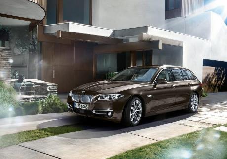 BMW 5 Touring - séria 2014