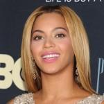 Beyoncé ukázala prsia