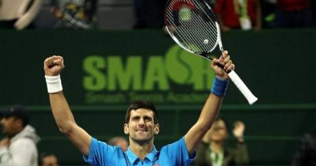 Djokovič má po výhre Qatar Open namierené opäť na vrchol