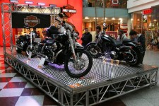 Do Bratislavy zavítala jedinečná výstava motocyklov 1