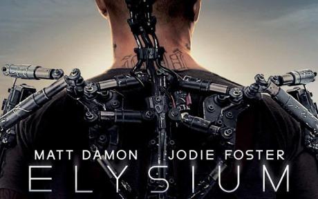Akčné Sci-Fi: Elysium