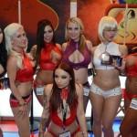 Fotoreportáž z AVN Adult Entertainment Expo 2014 v Las Vegas