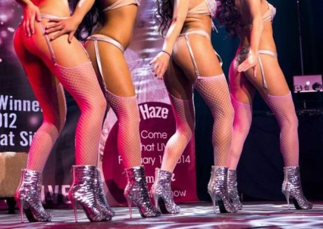 Fotoreportáž z AVN Adult Entertainment Expo 2014 v Las Vegas 11
