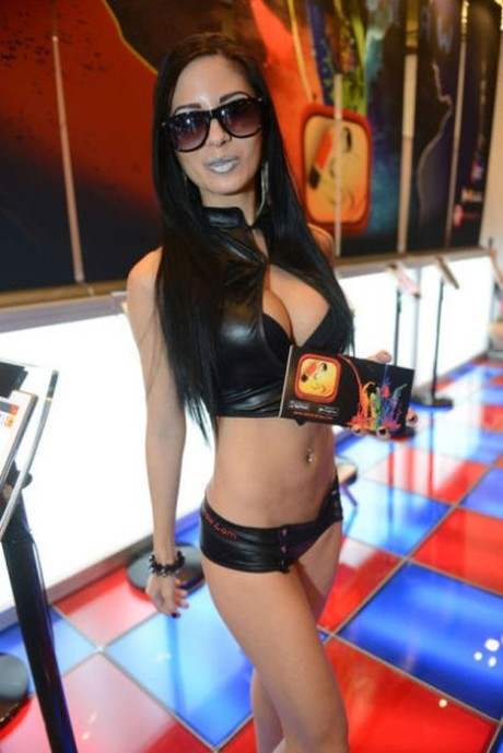 Fotoreportáž z AVN Adult Entertainment Expo 2014 v Las Vegas 8
