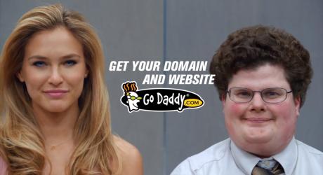 GoDaddy reklama