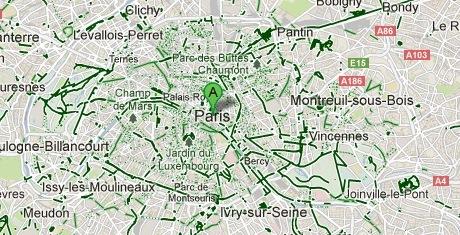 Google Maps: Ukáže vám kde s bicyklom zabočiť