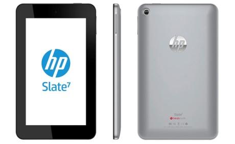 HP Slate 7: Android tablet za dostupnú cenu