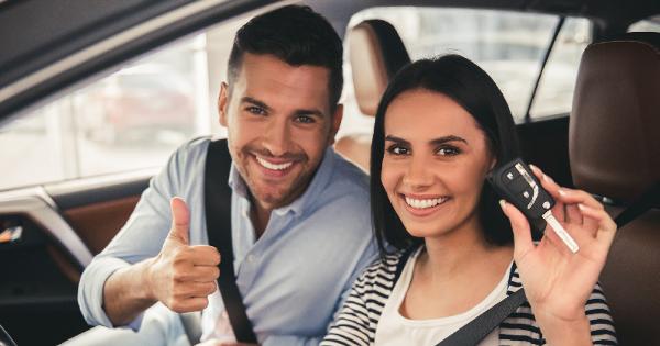 Kúpa nového auta Toto sú 4 dôvody, pre ktoré sa vám vyplatí - 1