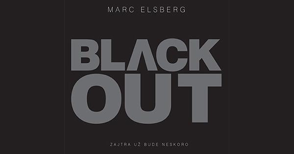 Knižná novinka Black-out od Marca Elsberga