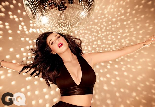 Krásna a sexi Katy Perry na obálke magazínu GQ