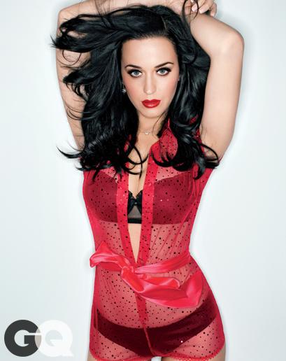 Krásna a sexi Katy Perry na obálke magazínu GQ 5