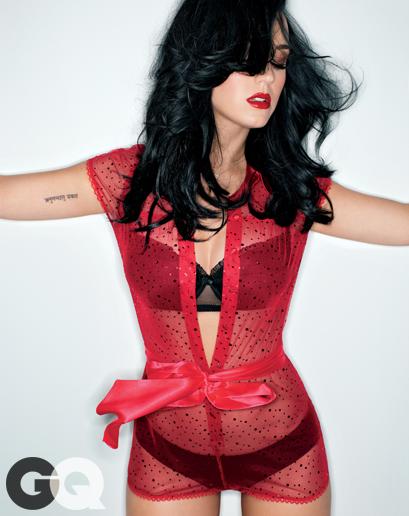 Krásna a sexi Katy Perry na obálke magazínu GQ 6