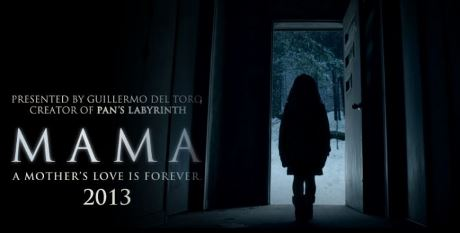 Mysteriózny hororový thriller: Mama (Mama)