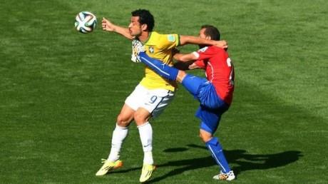 Momentky z MS vo futbale 2014 13