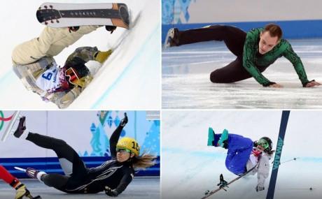 Najväčšie faily zimných olympijských hier v Soči 2014 1