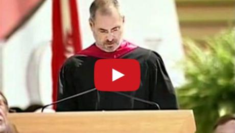 Nechajte sa inšpirovať od samotného Steva Jobsa (video)