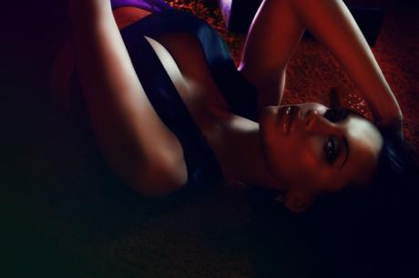 Nemecká modelka Elena Ginsburg a jej fotokolekcia Hotel Sins 3