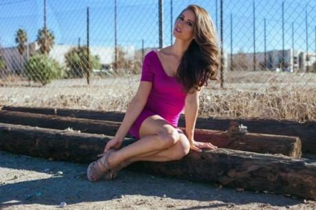 Nia Sanchez je oficiálne nová Miss USA 2014 1