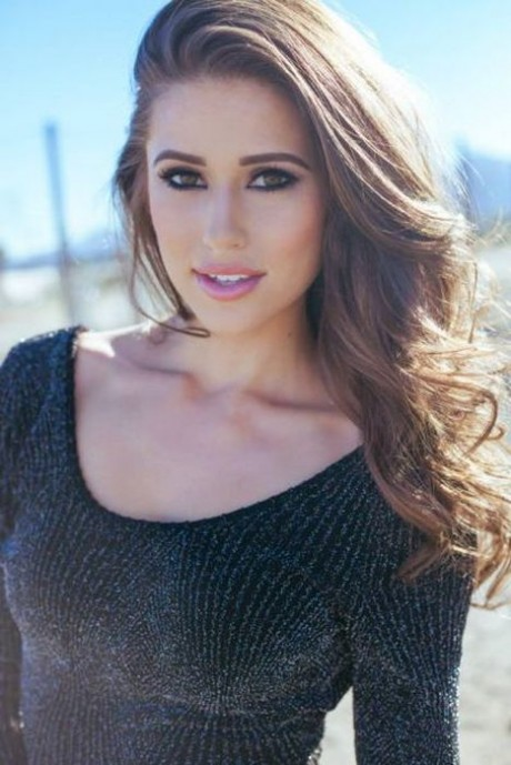 Nia Sanchez je oficiálne nová Miss USA 2014 4