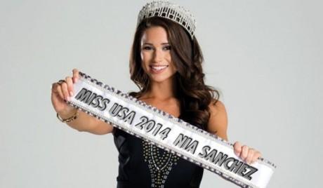 Nia Sanchez je oficiálne nová Miss USA 2014