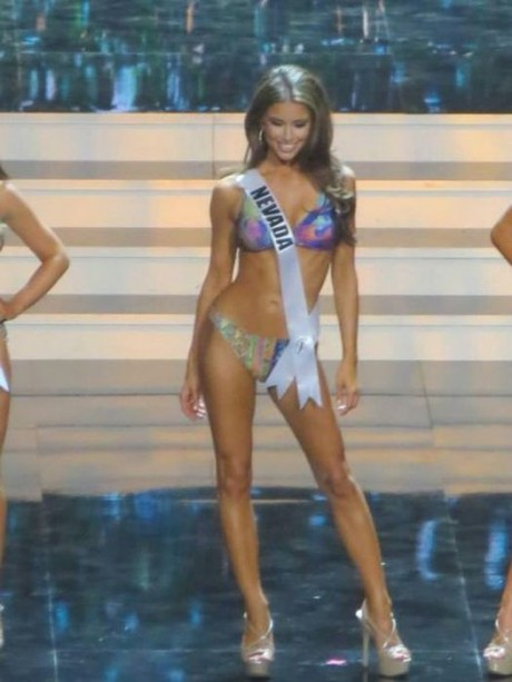 Nia Sanchez je oficiálne nová Miss USA 2014 9