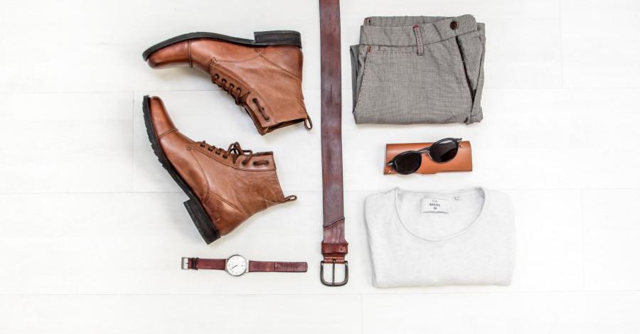 Obľúbené pánske kombinácie outfitov a doplnkov
