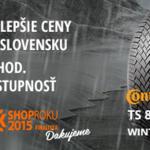 Prečo si vybrať zimné pneumatiky Continental?