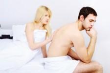 Problémy s erekciou môžu postihnúť každého muža