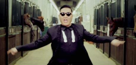 "Raper Psy má nový singel ""Gentleman"""