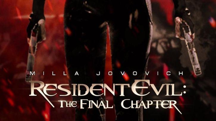 Resident Evil Posledná kapitola