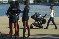 Ruské policajtky boli príliš SEXI! Ministerstvo im to zatrhlo
