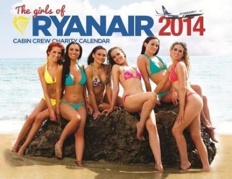 Ryanair kalendár 2014