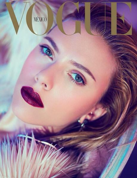 Sexi Scarlett Johansson na stránkach prestížneho magazínu (foto)