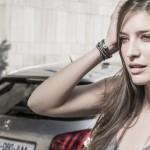 Slovenská modelka v svetovej kampani na nový Peugeot 308 (video)