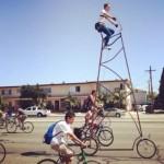 Stoopid Tall – najvyšší a najúžasnejší bicykel na svete