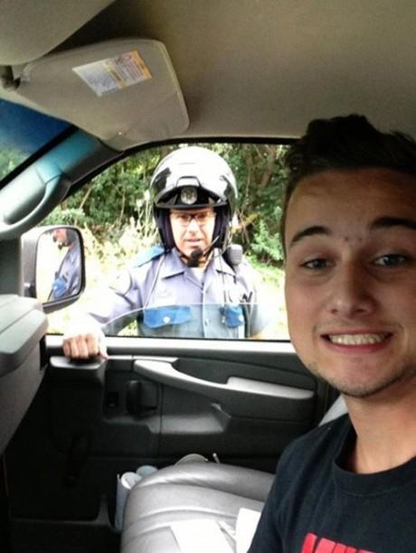 Títo ľudia si vybrali najhorší čas na selfie! FOTOGALÉRIA v článku 10