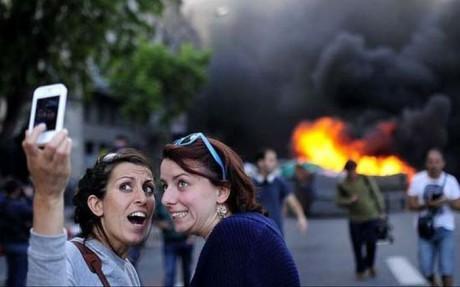 Títo ľudia si vybrali najhorší čas na selfie! FOTOGALÉRIA v článku 12