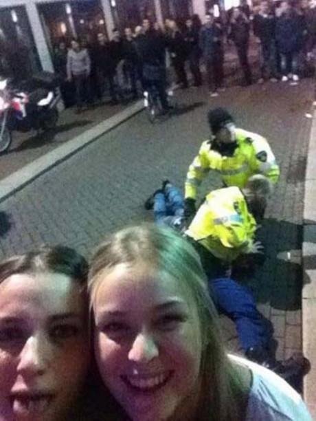 Títo ľudia si vybrali najhorší čas na selfie! FOTOGALÉRIA v článku 7