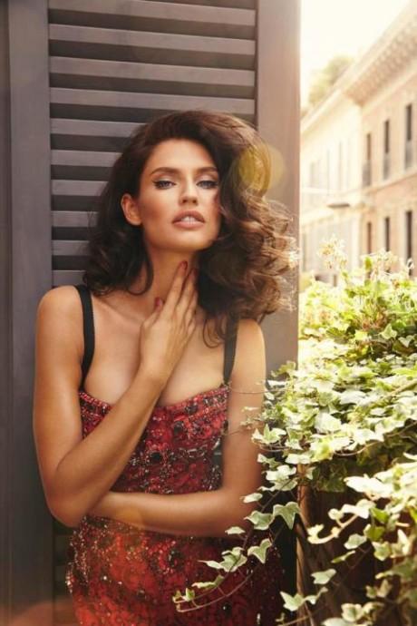 Talianská topmodelka Bianca Balti pre Esquire Mexico 8