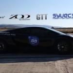 Toto Lamborghini sa stalo najrýchlejším autom na svete (video)