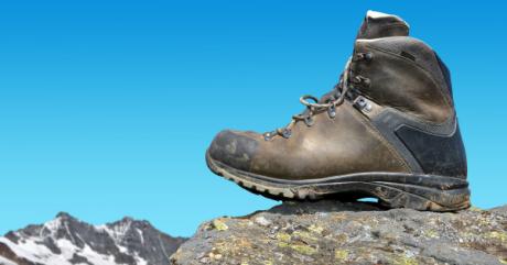 Turistická obuv ako povinná súčasť výbavy: Viete si ju vybrať